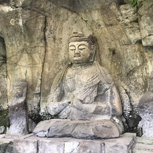 国宝 臼杵石仏(摩崖仏)