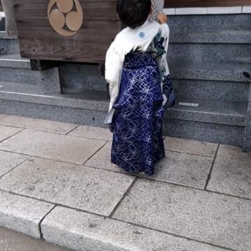 七五三&Halloween☆